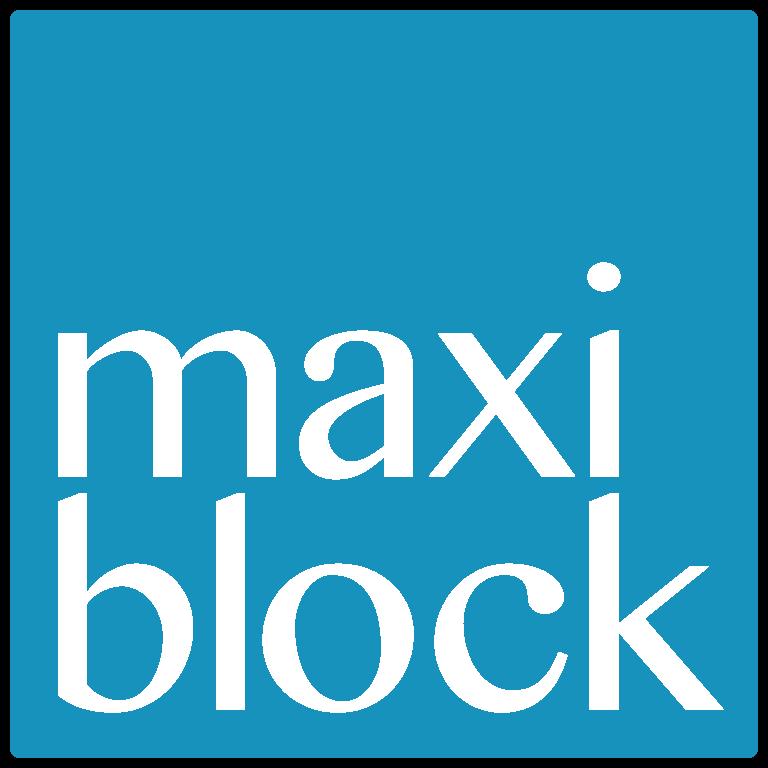 Maxiblock logo